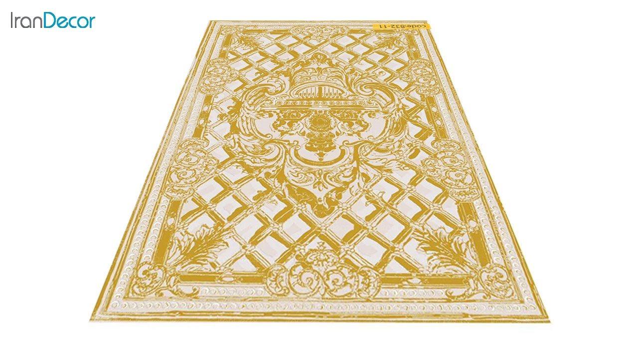 عکس فرش وینتیج برنتین مدل 832-11