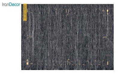 تصویر فرش طرح گبه برنتین مدل 128-31
