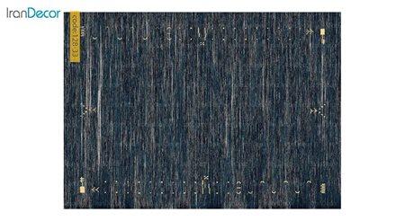 تصویر فرش طرح گبه برنتین مدل 128-33