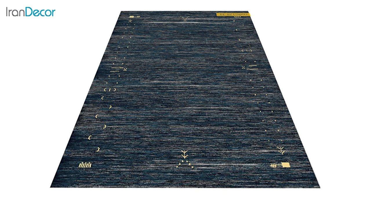 عکس فرش طرح گبه برنتین مدل 128-33