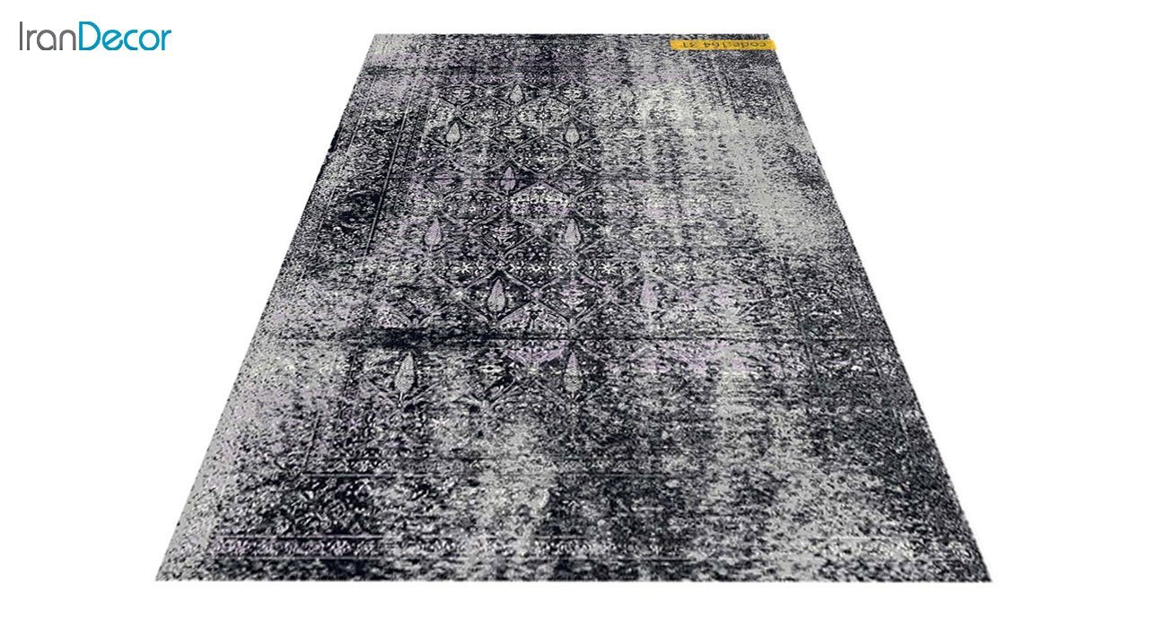 عکس فرش طرح گبه برنتین مدل 164-21