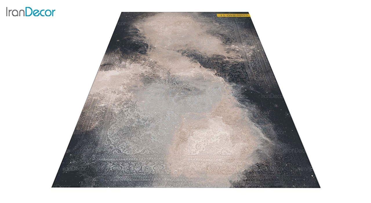 تصویر فرش وینتیج برنتین مدل 840-11