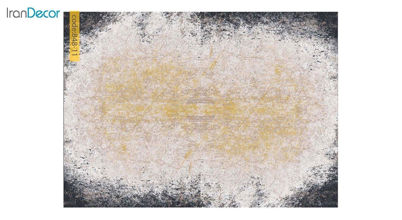 تصویر فرش وینتیج برنتین مدل 848-11