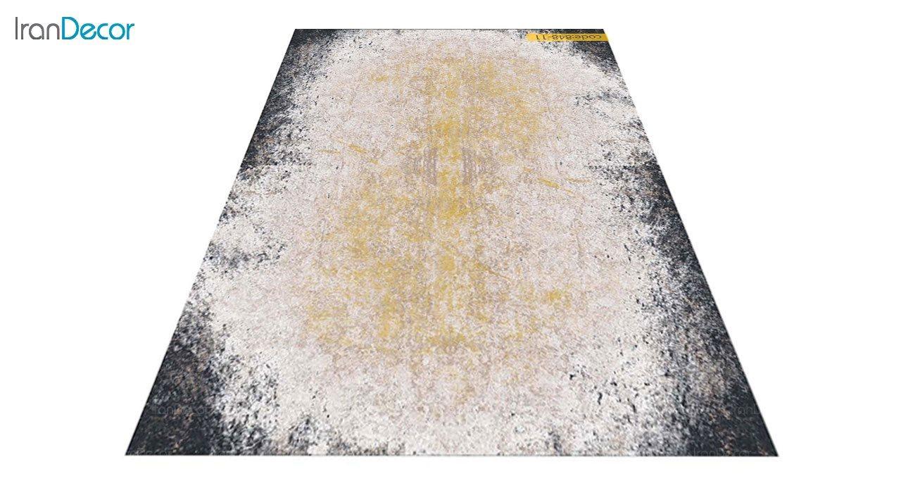 عکس فرش وینتیج برنتین مدل 848-11