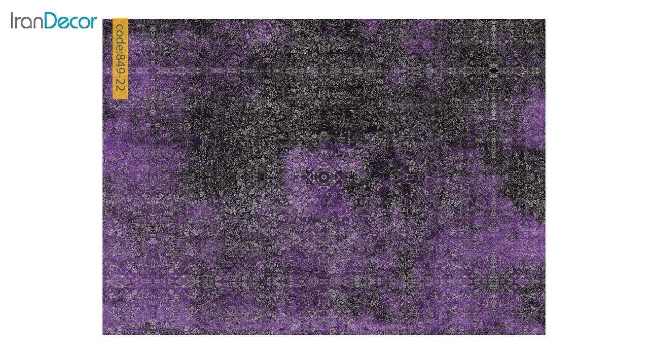 تصویر فرش وینتیج برنتین مدل 849-22