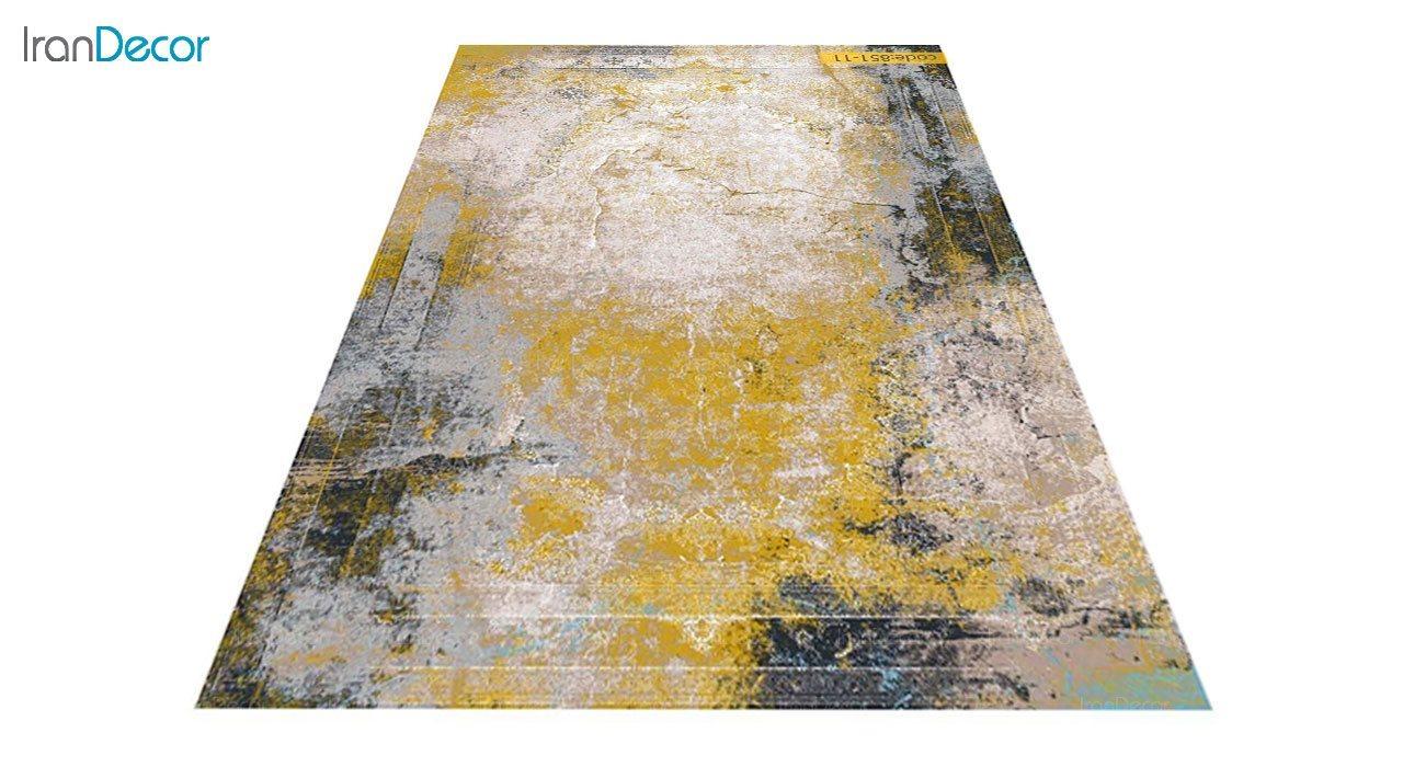 عکس فرش وینتیج برنتین مدل 851-11