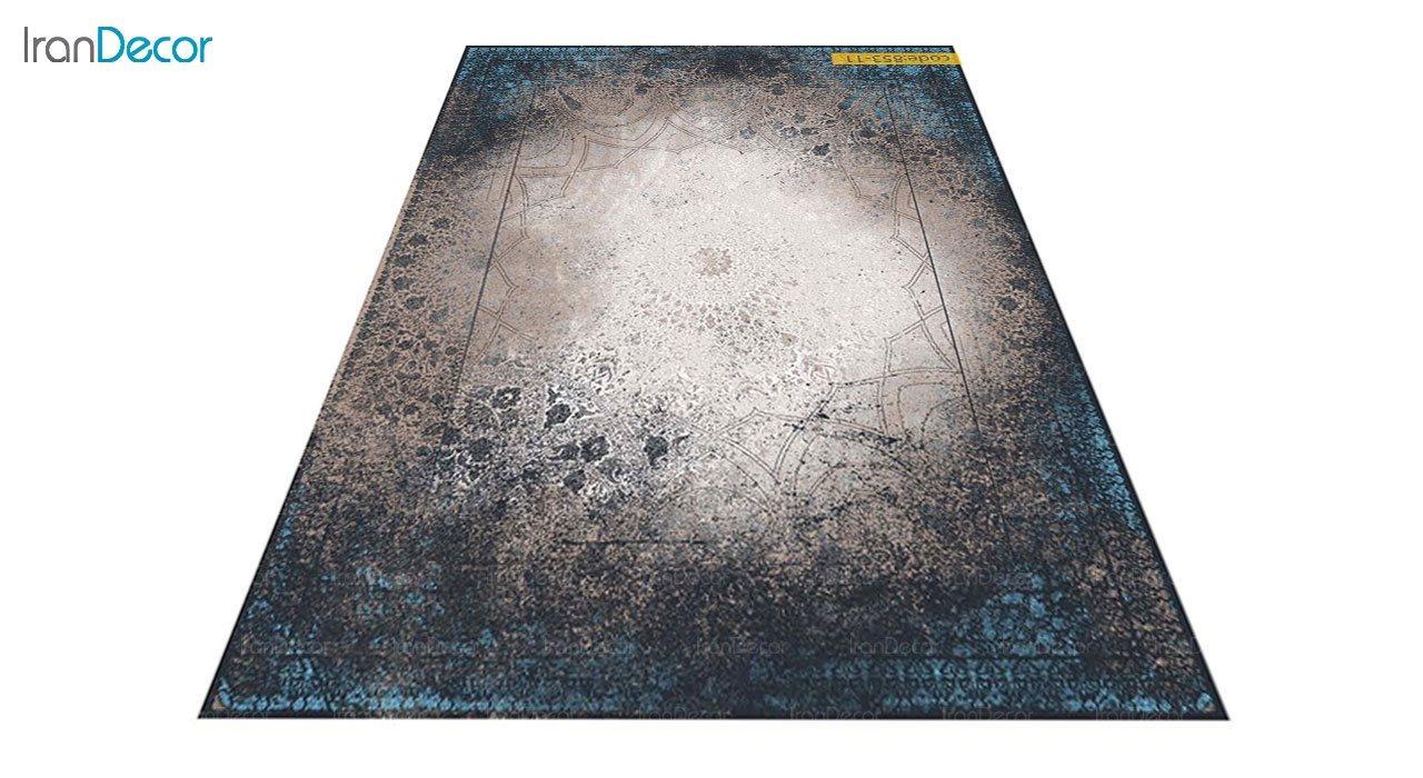 عکس فرش وینتیج برنتین مدل 853-11