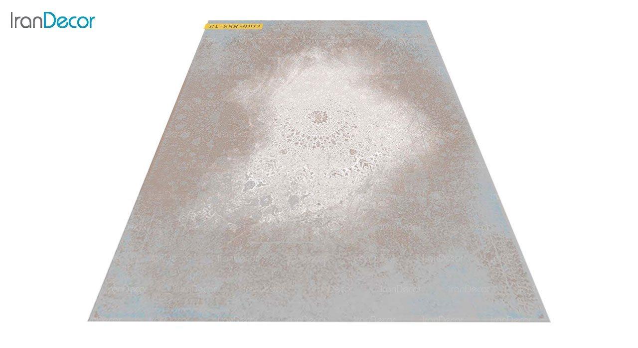 عکس فرش وینتیج برنتین مدل 853-12