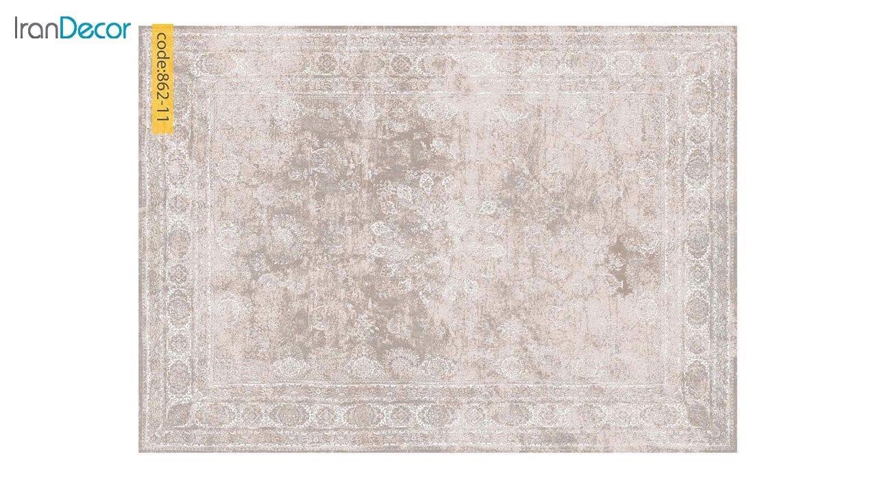 تصویر فرش وینتیج برنتین مدل 862-12