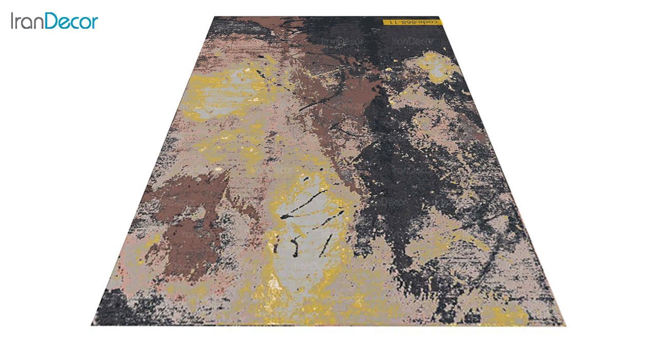 تصویر فرش وینتیج برنتین مدل 868-11