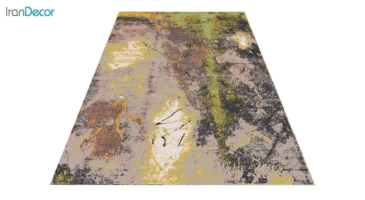 عکس فرش وینتیج برنتین مدل 868-12
