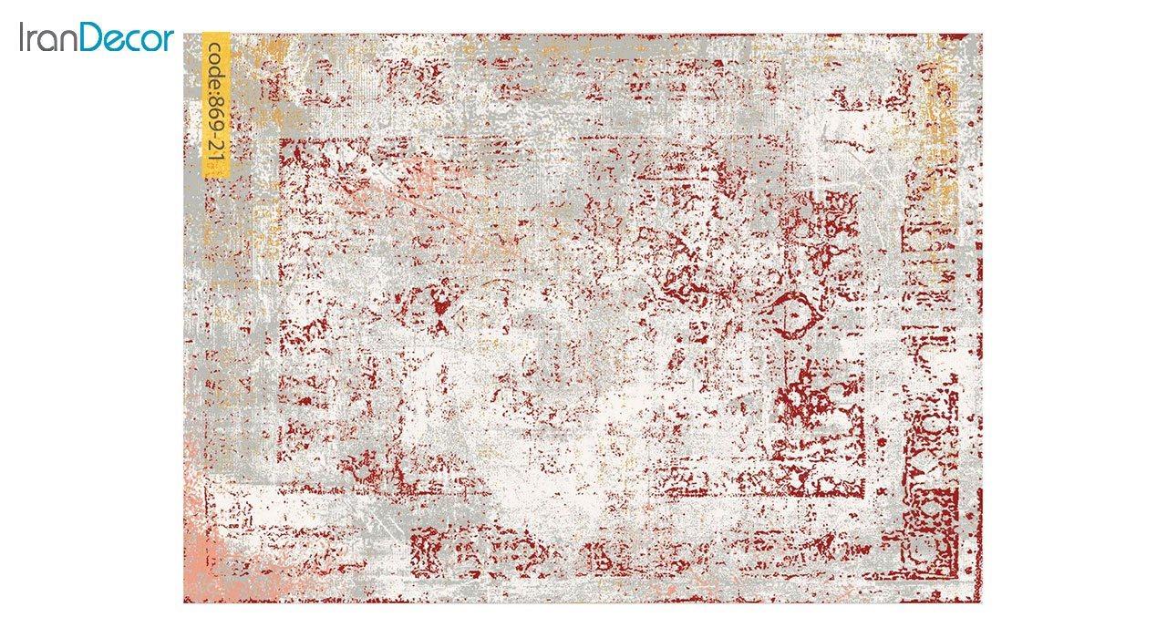 تصویر فرش وینتیج برنتین مدل 869-21