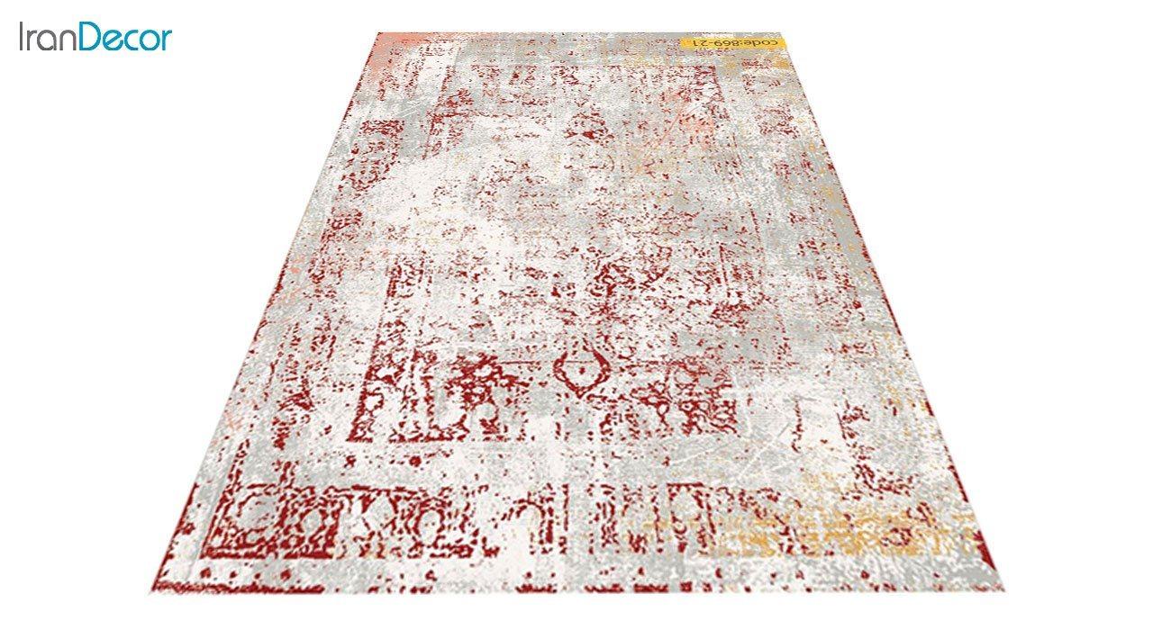 عکس فرش وینتیج برنتین مدل 869-21
