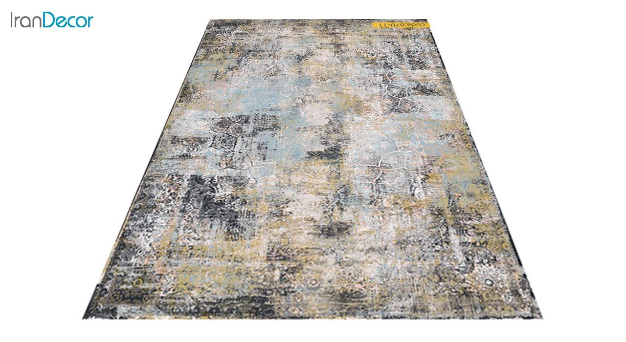 تصویر فرش وینتیج برنتین مدل 870-11