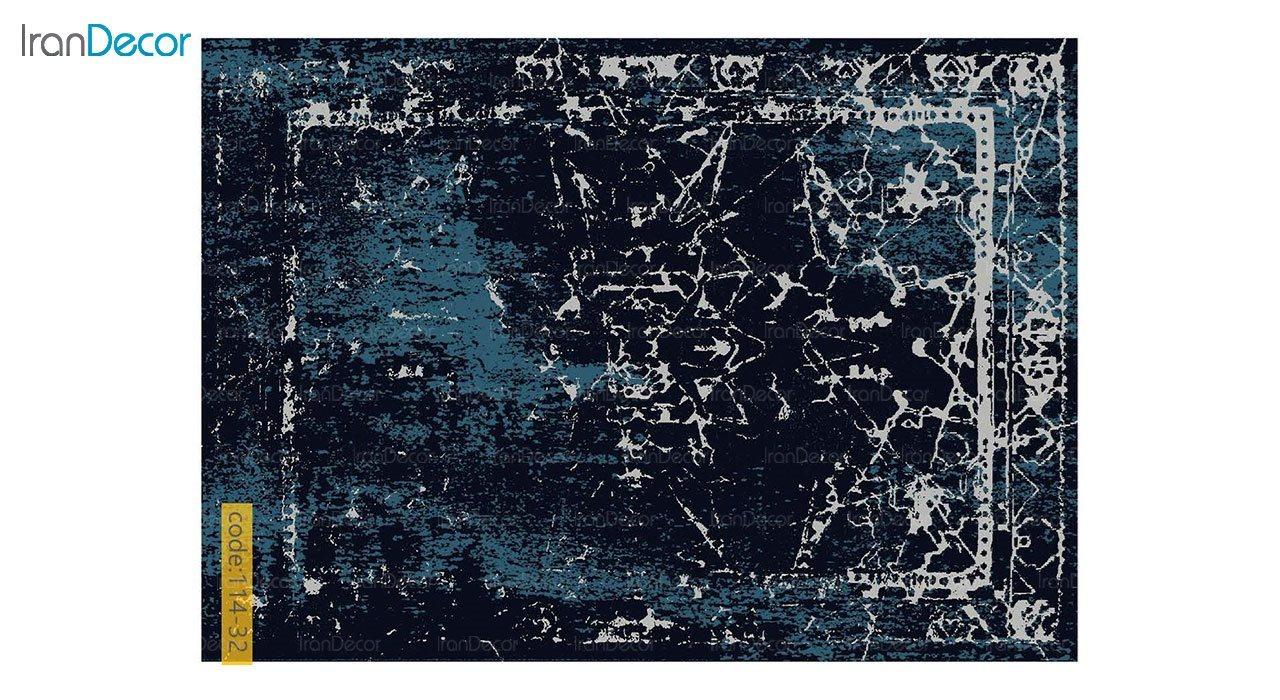 تصویر فرش وینتیج برنتین مدل 114-32