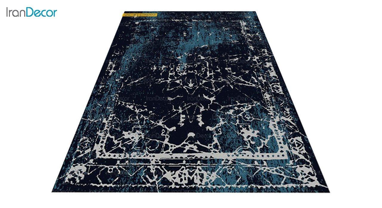 عکس فرش وینتیج برنتین مدل 114-32