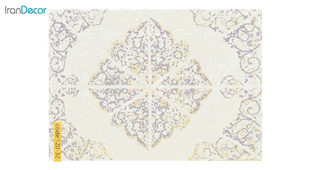تصویر فرش وینتیج برنتین مدل 120-32
