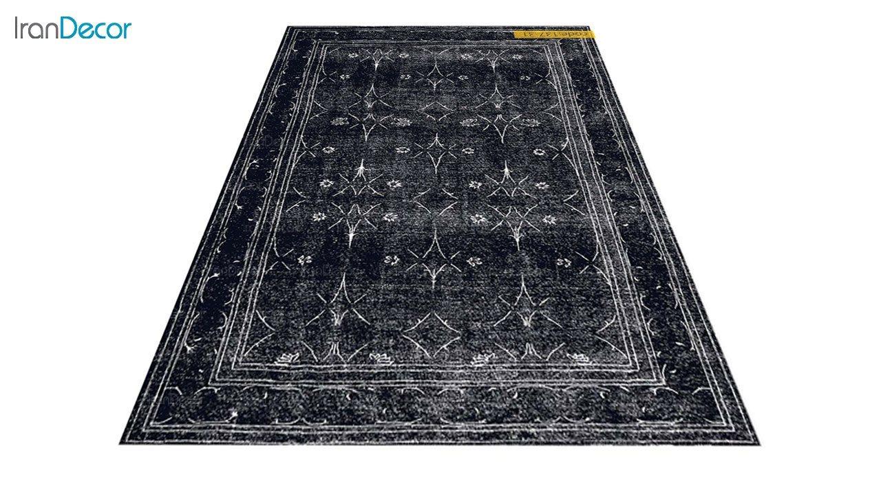 عکس فرش وینتیج برنتین مدل 137-31