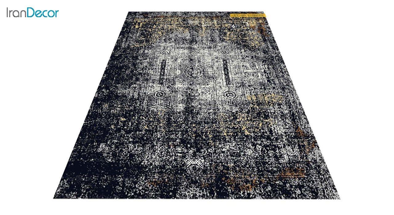 عکس فرش وینتیج برنتین مدل 138-31
