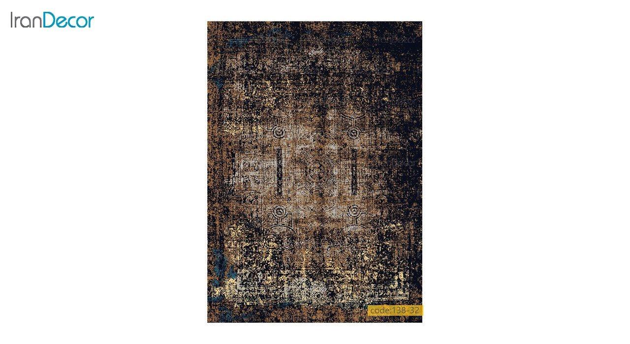 تصویر فرش وینتیج برنتین مدل 138-32