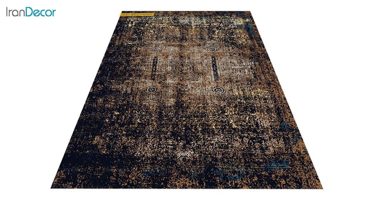 عکس فرش وینتیج برنتین مدل 138-32