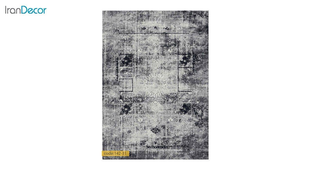 تصویر فرش وینتیج برنتین مدل 142-31