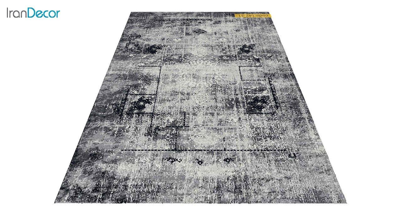 عکس فرش وینتیج برنتین مدل 142-31