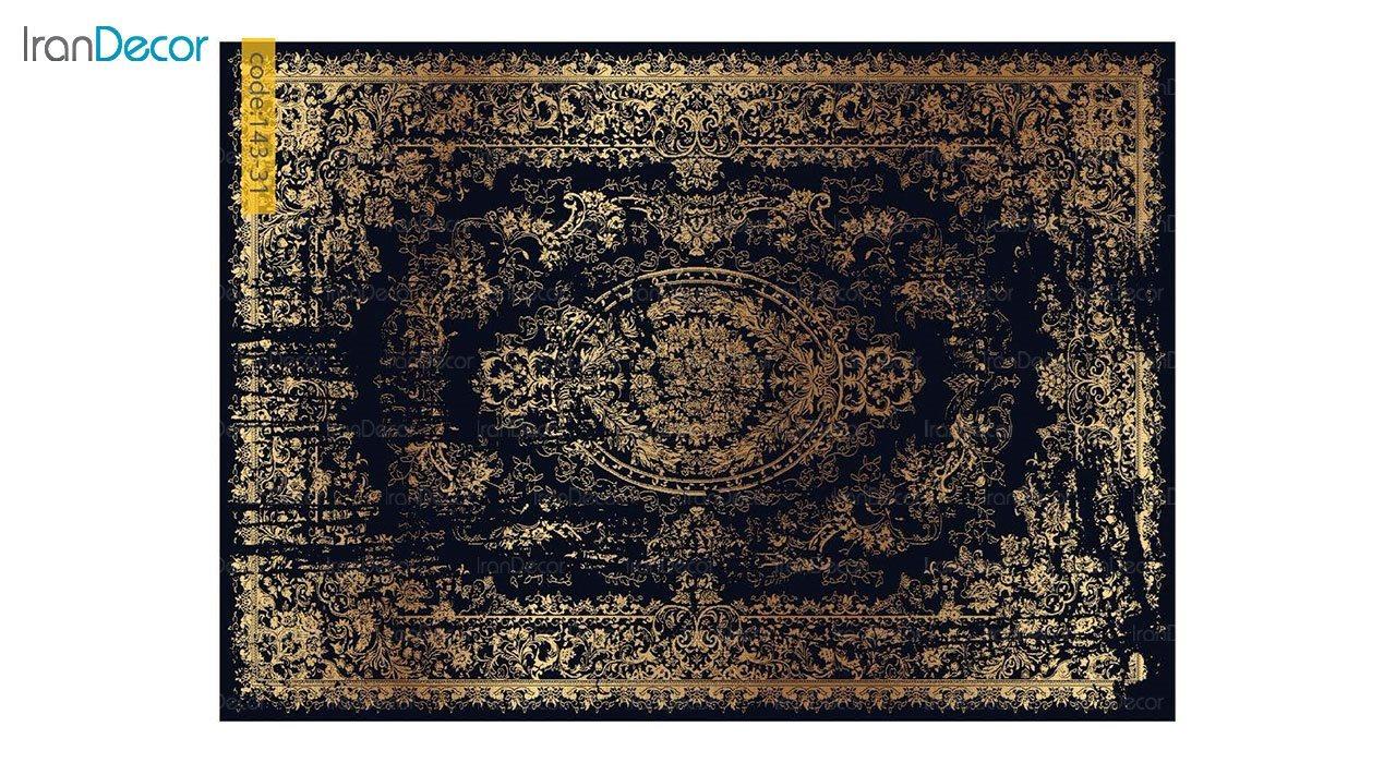 تصویر فرش وینتیج برنتین مدل 143-31