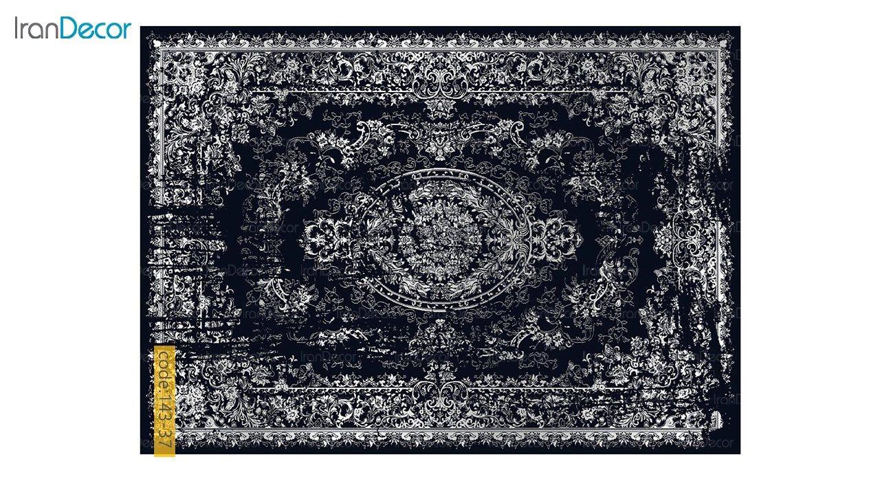 تصویر فرش وینتیج برنتین مدل 143-37