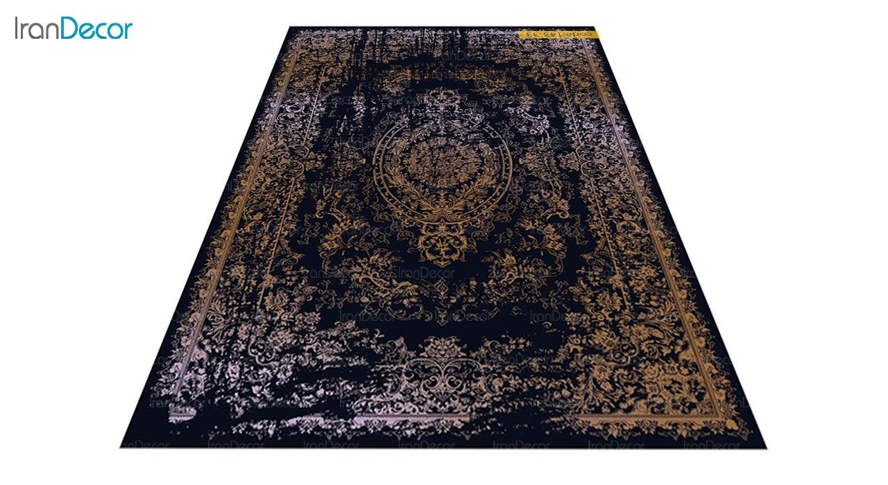 عکس فرش وینتیج برنتین مدل 143-33