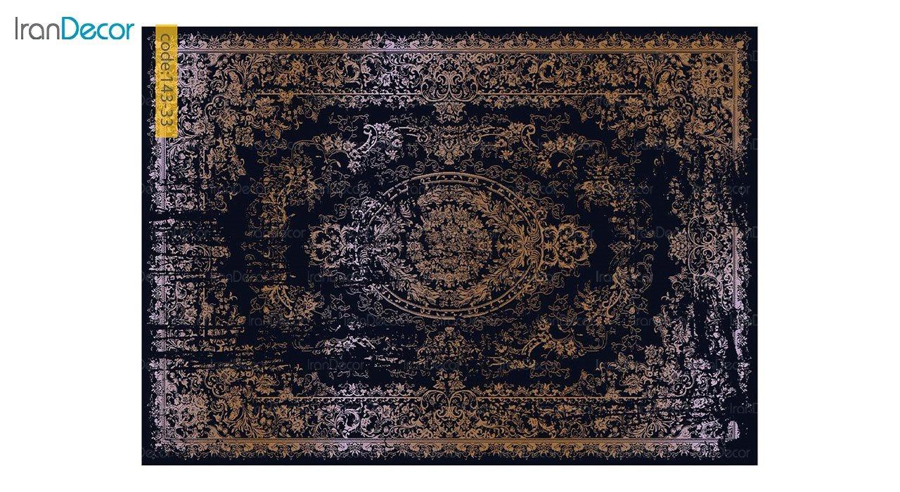 تصویر فرش وینتیج برنتین مدل 143-33