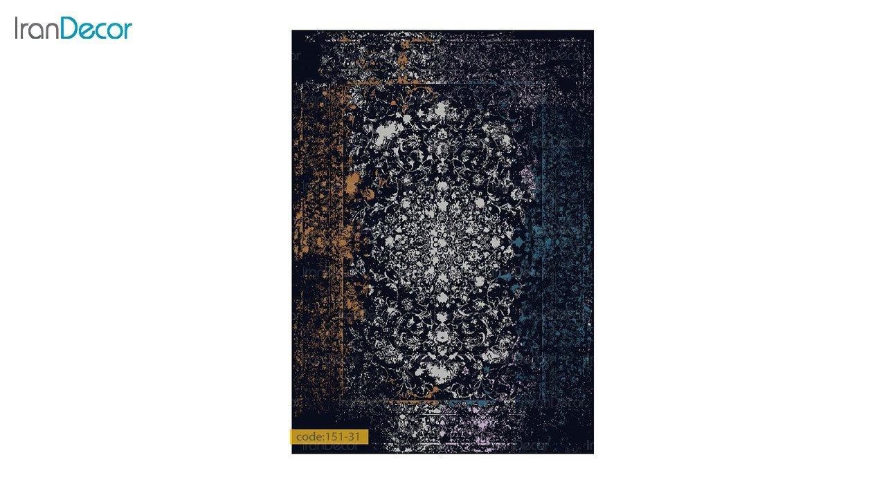 تصویر فرش وینتیج برنتین مدل 151-31