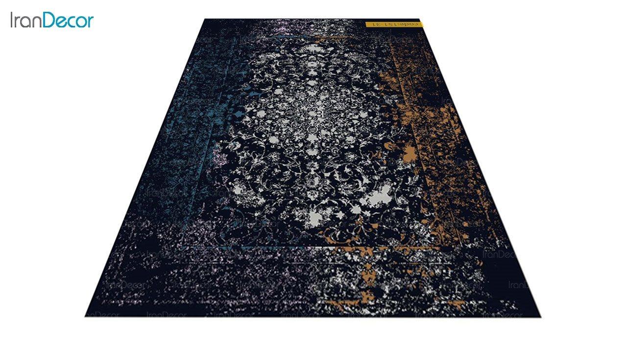 عکس فرش وینتیج برنتین مدل 151-31