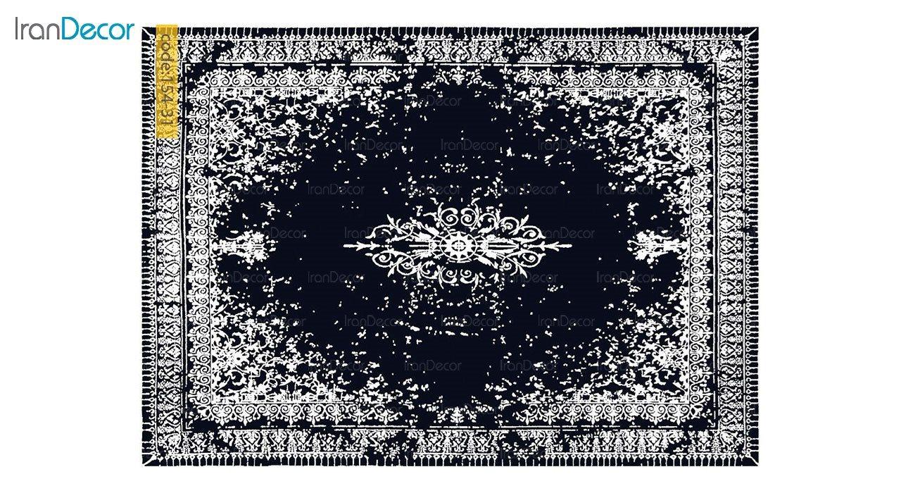 تصویر فرش وینتیج برنتین مدل 154-31
