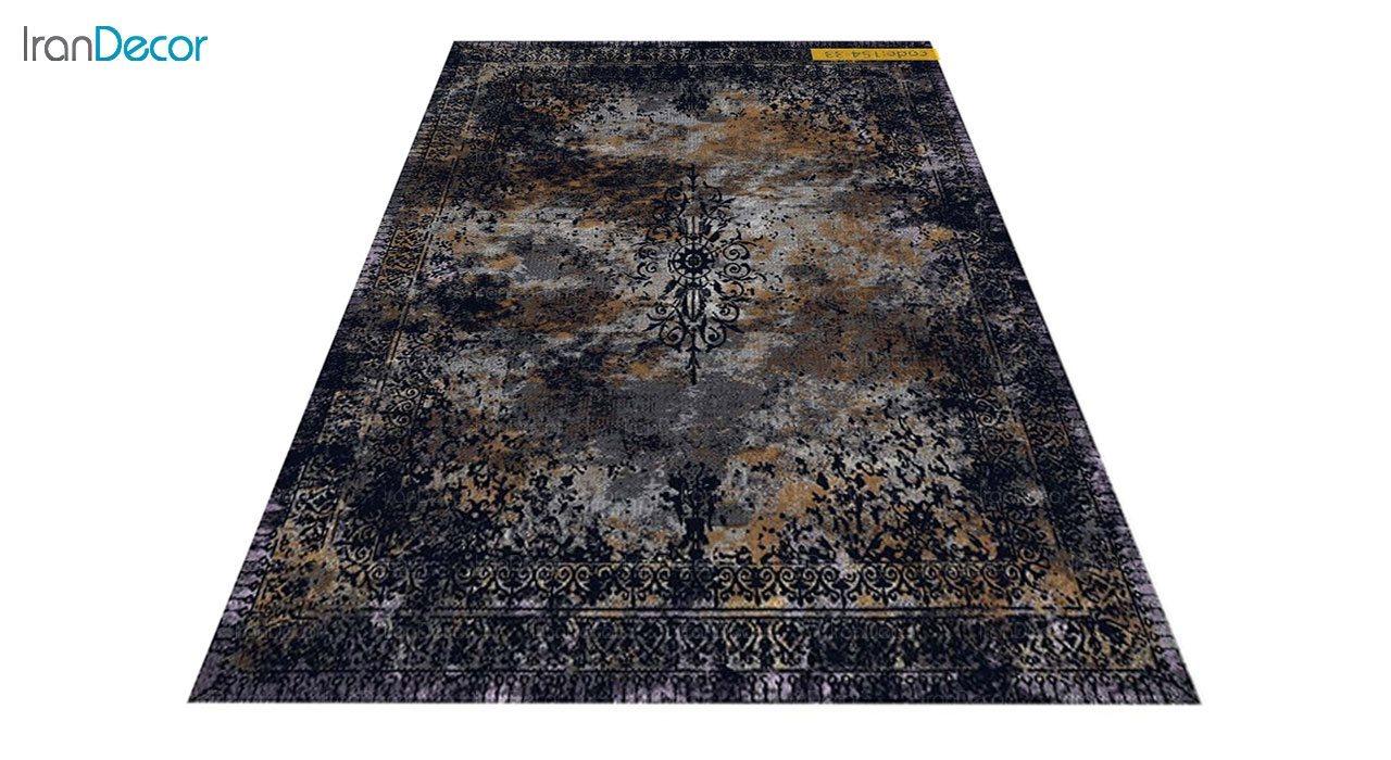 عکس فرش وینتیج برنتین مدل 154-33