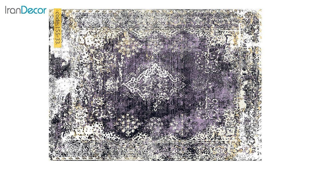 تصویر فرش وینتیج برنتین مدل 155-33