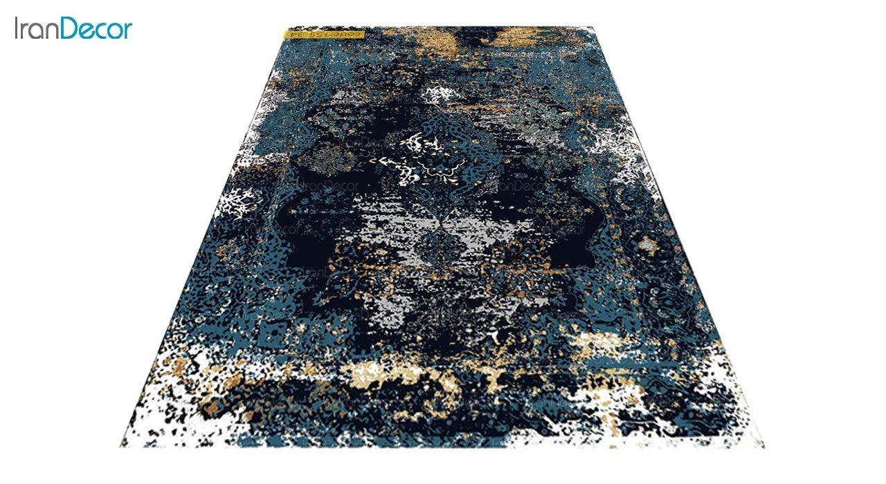 عکس فرش وینتیج برنتین مدل 155-34