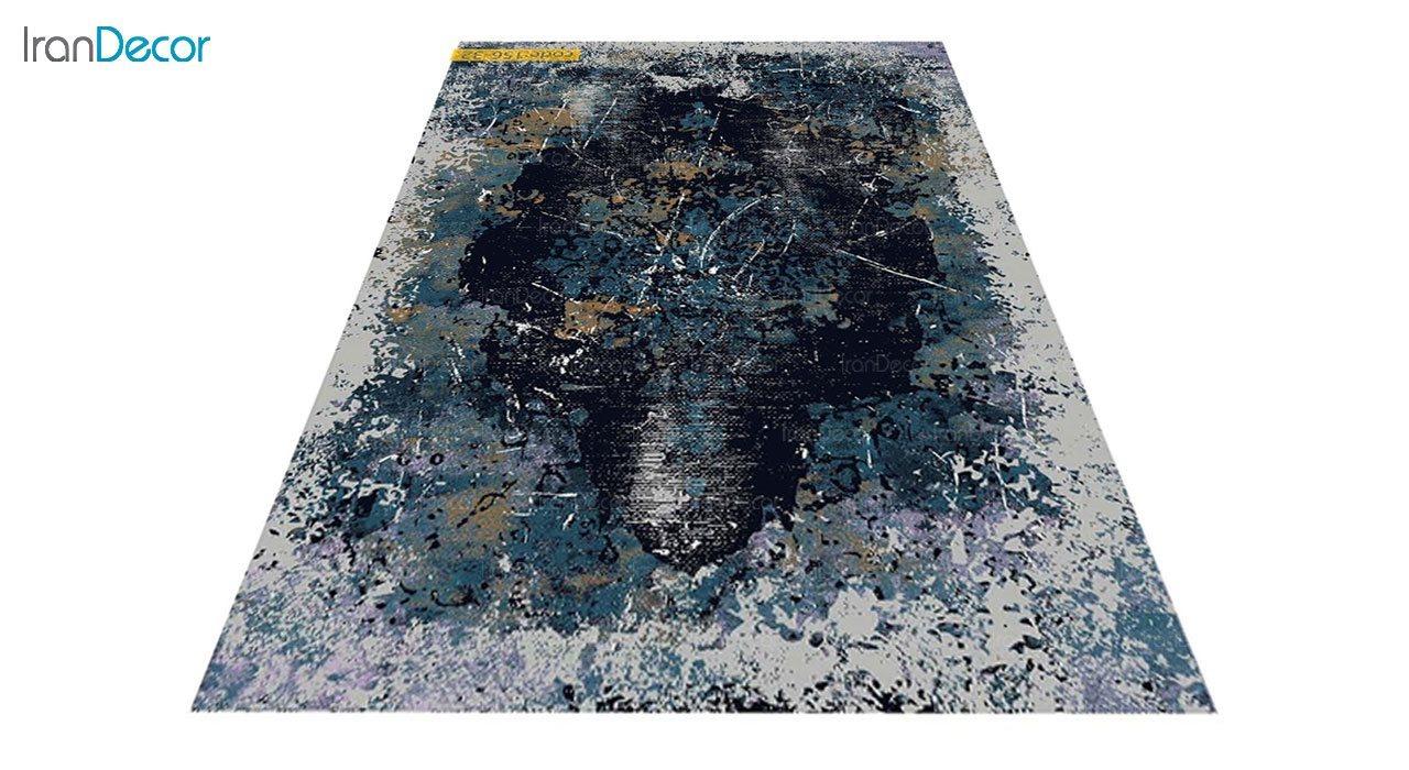 عکس فرش وینتیج برنتین مدل 156-32