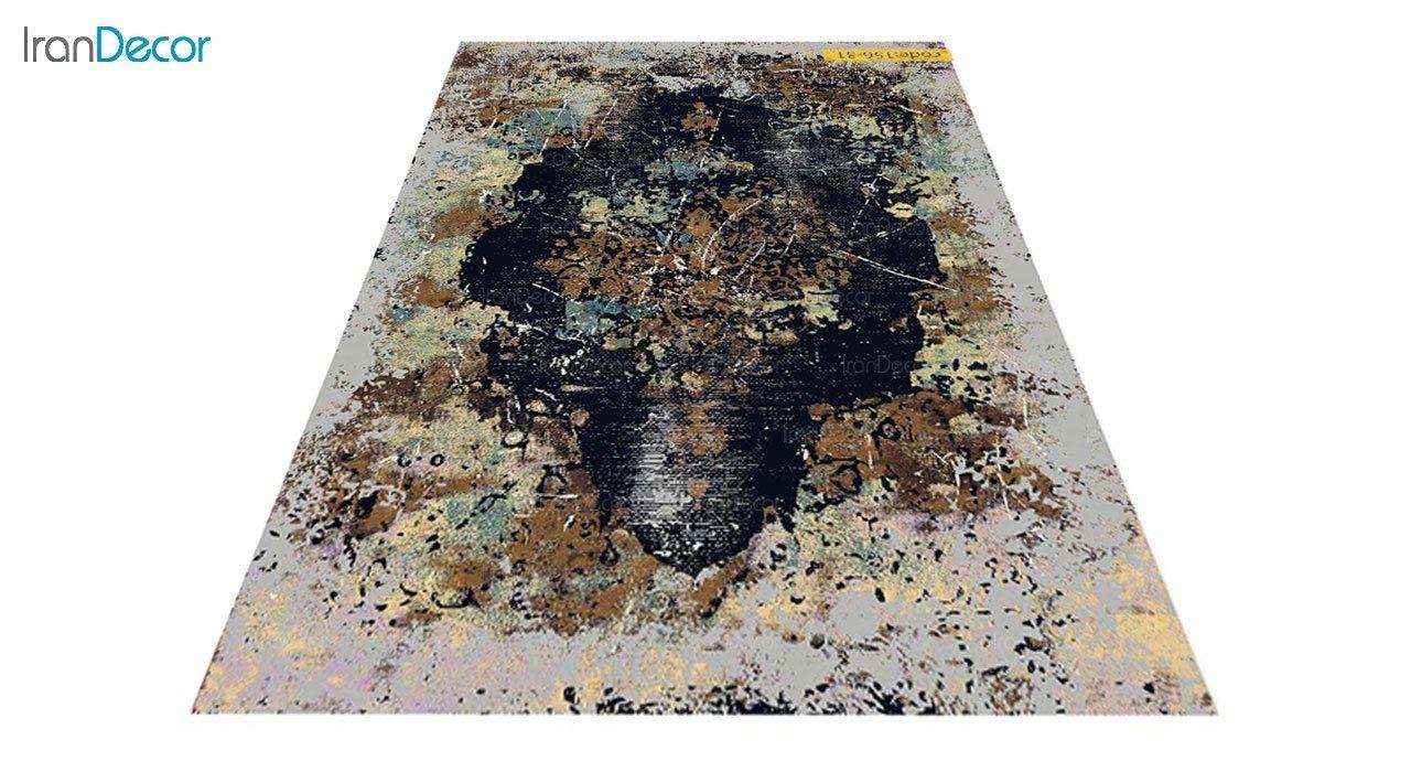 عکس فرش وینتیج برنتین مدل 156-31