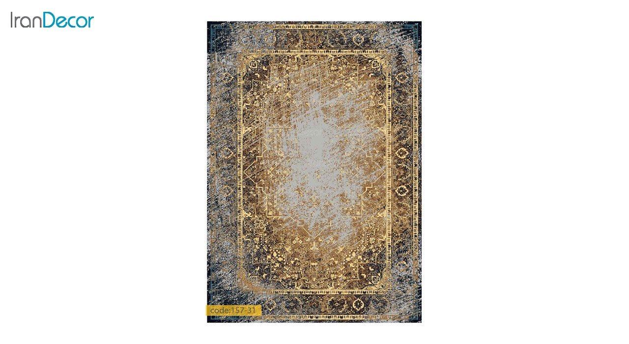تصویر فرش وینتیج برنتین مدل 157-31
