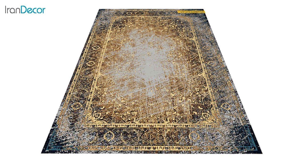 عکس فرش وینتیج برنتین مدل 157-31