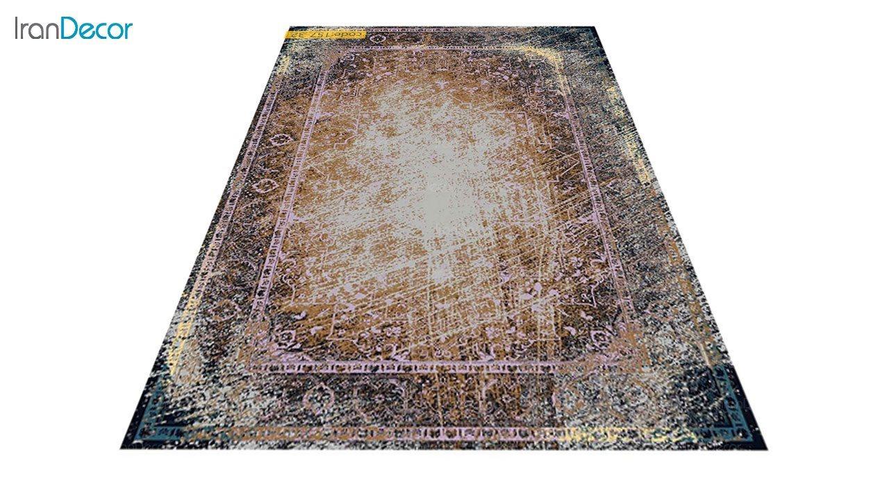 عکس فرش وینتیج برنتین مدل 157-32