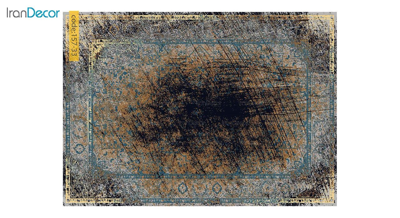 تصویر فرش وینتیج برنتین مدل 157-33