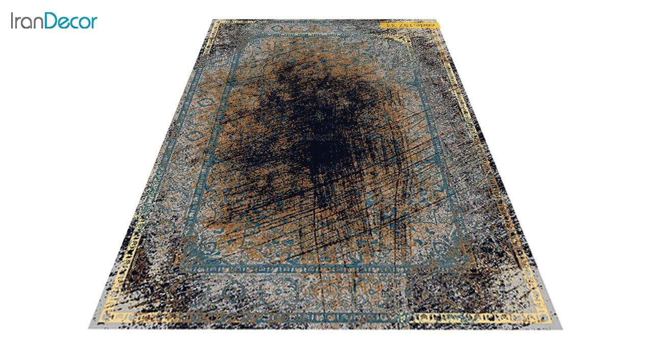 عکس فرش وینتیج برنتین مدل 157-33