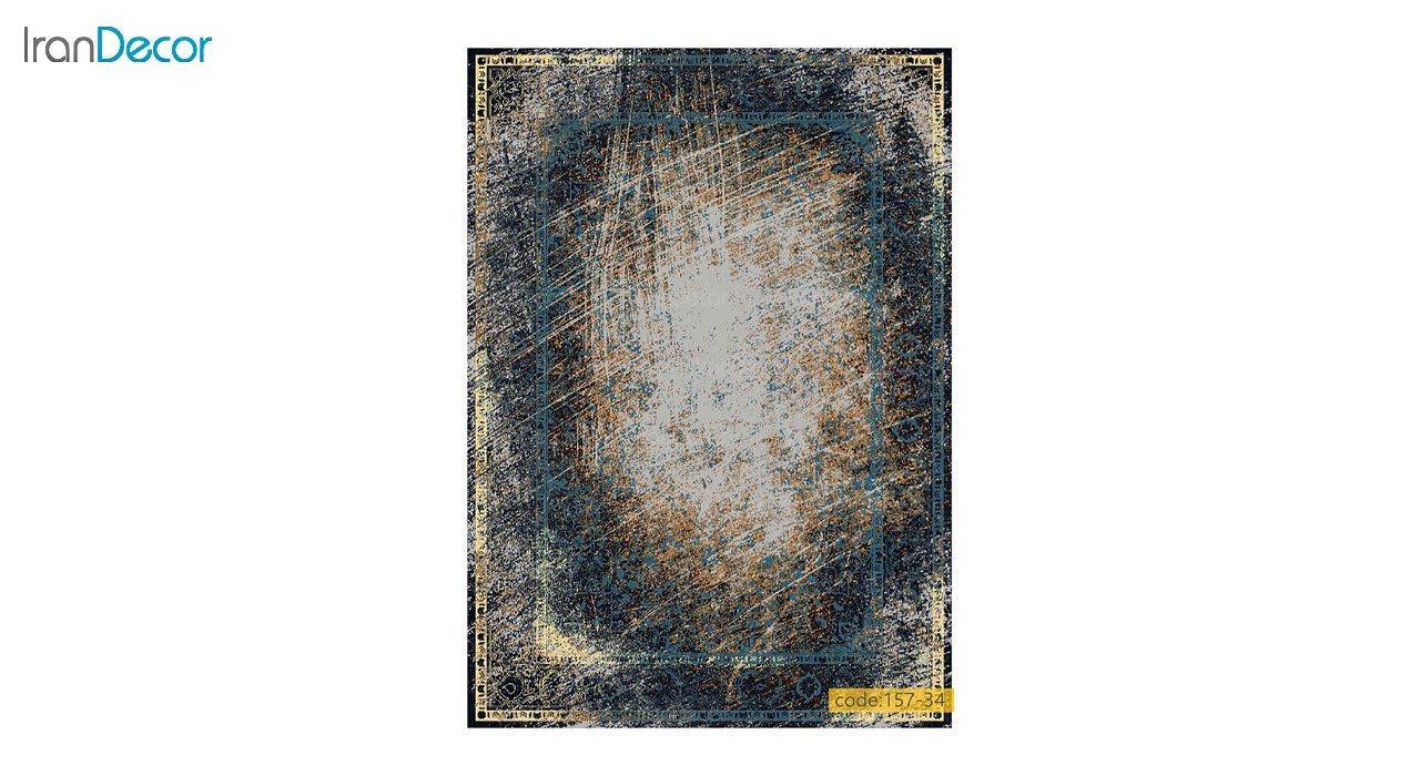تصویر فرش وینتیج برنتین مدل 157-34