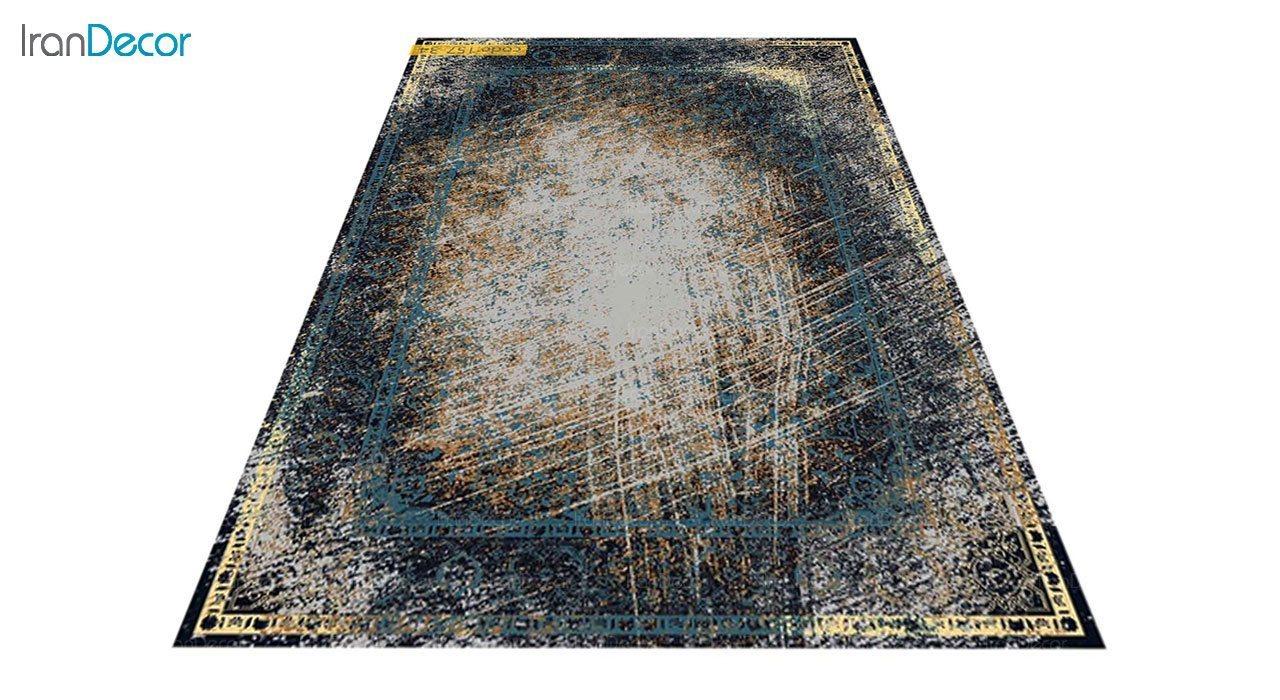 عکس فرش وینتیج برنتین مدل 157-34