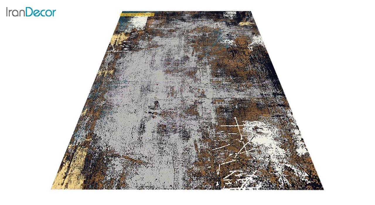عکس فرش وینتیج برنتین مدل 159-32