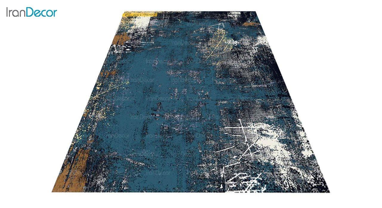 عکس فرش وینتیج برنتین مدل 159-34