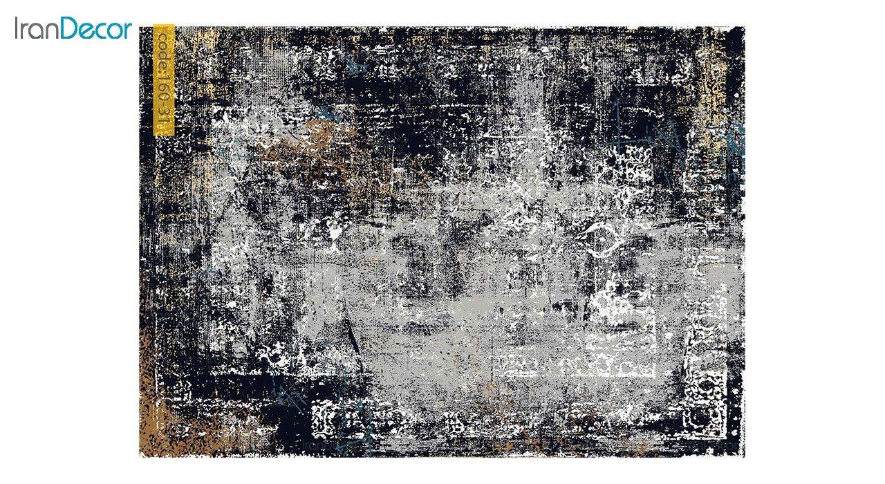 تصویر فرش وینتیج برنتین مدل 160-31