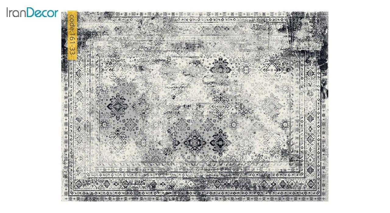 تصویر فرش وینتیج برنتین مدل 161-33